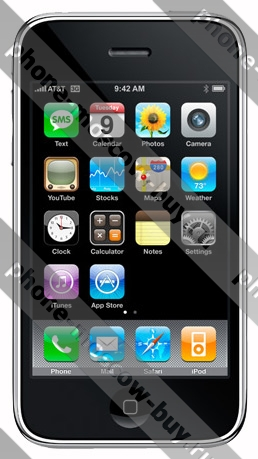 Apple (эпл) iPhone 3G 8Gb купить СПб