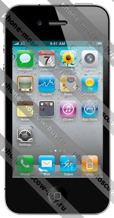 Apple (эпл) iPhone 4 32Gb купить СПб