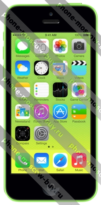 Apple (эпл) iPhone 5C 32Gb купить СПб
