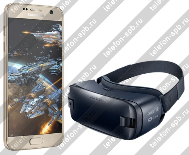 Samsung (самсунг) Galaxy S7 32Gb + Gear VR купить СПб